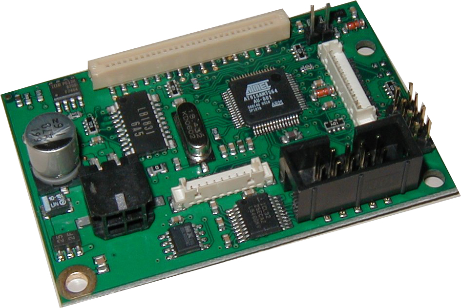 MLX-608 interface board