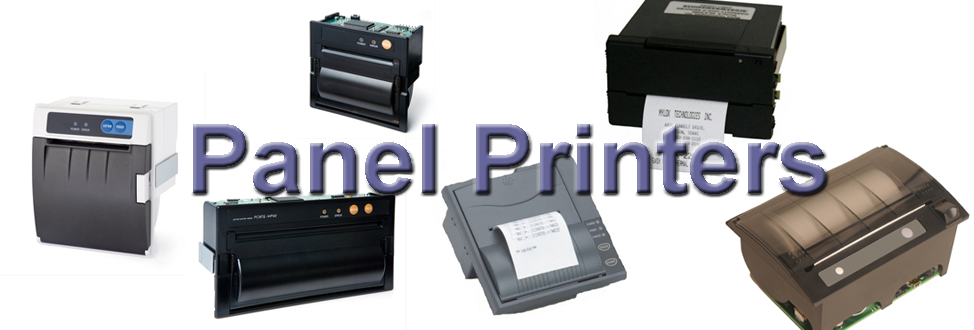 panel printer selection