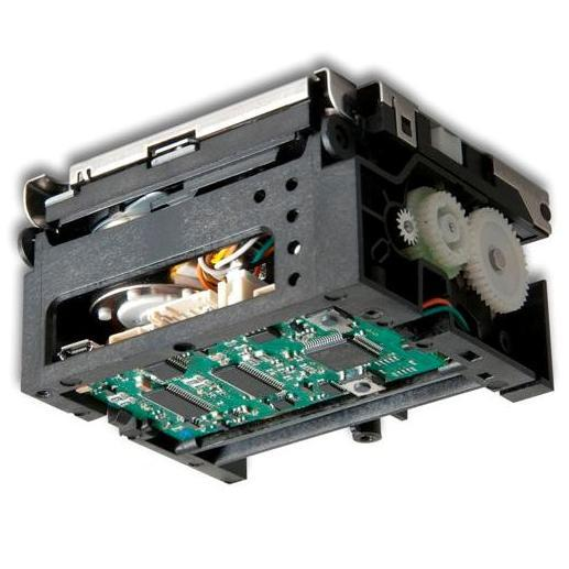 Triton thermal printer mechanism